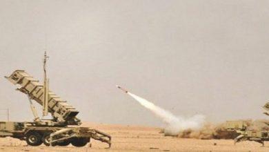 Photo of تدمير 4 صواريخ حوثية فوق جازان