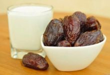 Photo of ريجيم التمر والحليب