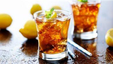 Photo of شاي مثلج بالنعناع
