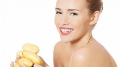 Photo of اصنعيه بنفسك: قناع البطاطا والليمون