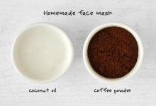 Photo of ماسك القهوة وزيت جوز الهند لتحصلي على بشرة نضرة