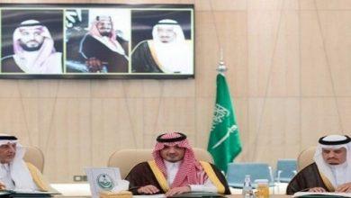 Photo of وزير الداخلية يرأس اجتماع أمراء المناطق (صور)