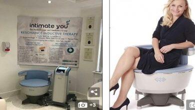 Photo of هذا الكرسي يساعد على التخلص من السلس البولي لدى النساء