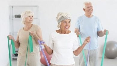 Photo of لهذا السبب ينصح بممارسة الرياضة في سن الشيخوخة