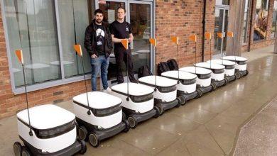 Photo of روبوتات ذاتية القيادة لتوصيل الطلبات للشركات
