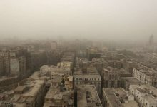 Photo of تسعون في المئة من البشر يتنشقون هواء ملوثا