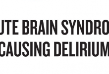 Photo of متلازمة الدماغ الحادة