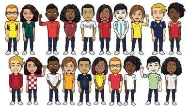 Photo of ارتدِ قميص منتخبك في كأس العالم عبر سناب شات