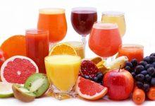 Photo of عصائر الفاكهة تحتوي على نسبة عالية من السكر