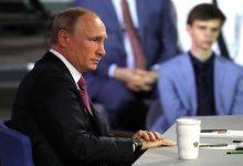Photo of فلاديمير بوتين: تريليون روبل لمكافحة السرطان