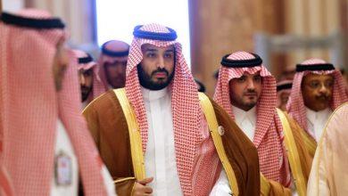 Photo of ولي العهد يستقبل ولي عهد أبو ظبي لدى وصوله جدة