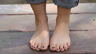 Photo of تخلص من مشكلة تعرق القدمين بوصفة طبيعية بسيطة