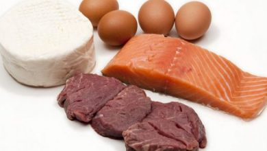 Photo of بروتينات تحافظ على صحة الجسم أثناء الريجيم