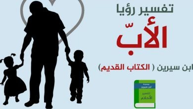 Photo of تفسير حلم رؤية الأب المتوفى في المنام لابن سيرين