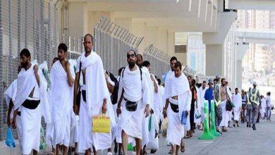 Photo of وصول أكثر من 600 ألف حاج إلى المملكة من الخارج