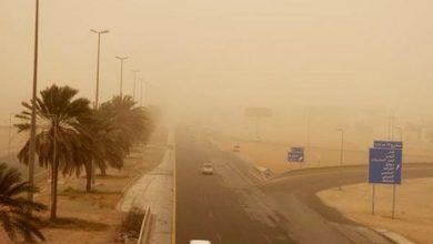 Photo of رياح مثيرة للأتربة على مكة والرياض والقصيم والحدود الشمالية والمدينة