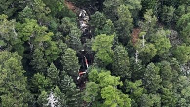 Photo of اليابان: العثور على 8 أشخاص كانوا على متن مروحية مفقودة