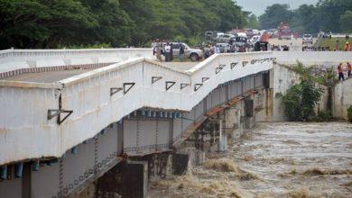 Photo of انهيار سد في ميانمار يغمر 85 قرية ويجبر الآلاف على النزوح
