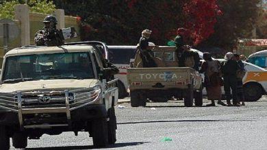 Photo of الدفاع الجوي يعترض صاروخين.. وطيران التحالف يدمر مخزن سلاح حوثي