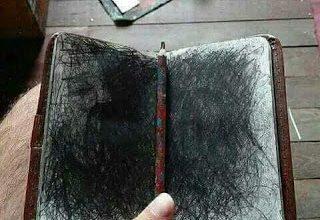 Photo of اختبار يكشف عن عقلك الباطن.. ركز على الكتاب جيدا واخبرني ماذا ترى ؟