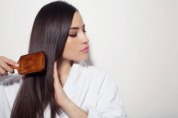 نصائح لمنع قشرة الشعر في فصل الشتاء