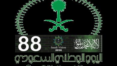 Photo of صور رقم 88 بالعربي والانجليزي , عام 88 لليوم الوطني