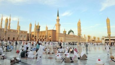 Photo of وصول أكثر من 453 ألف حاج إلى المدينة المنورة خلال موسم ما بعد الحج