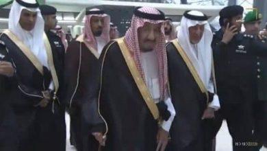 Photo of بالفيديو والصور: خادم الحرمين يدشن قطار الحرمين السريع
