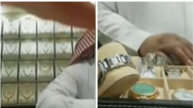 Photo of تفاصيل التحرش في مذيعة روتانا خليجية داخل محل ذهب
