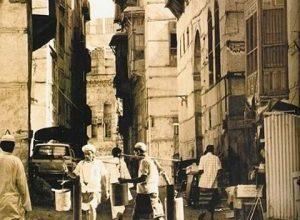 Photo of السقا.. في جدة قديماً