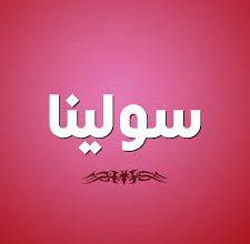 Photo of ابيات شعر باسم سولينا , معنى اسم سولينا