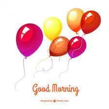 صباح الخير
