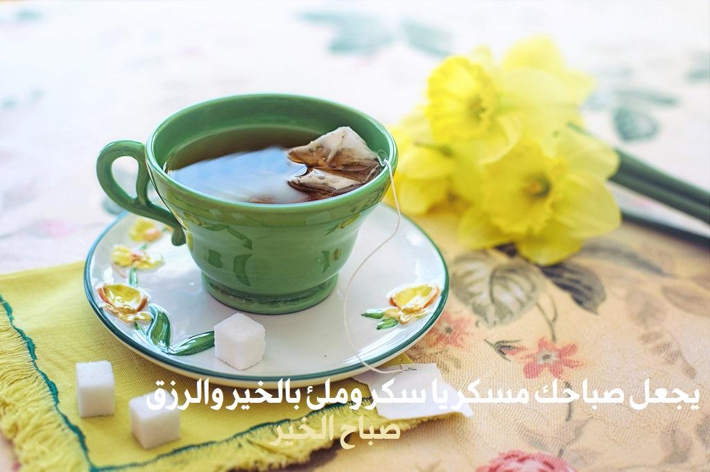 يجعل صباحك مسكر يا سكر وملئ بالخير والرزق صباح الخير