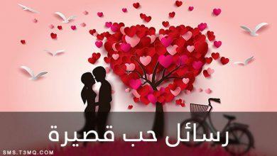 Photo of أروع وأجمل رسائل الحب القصيرة