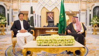 Photo of الملك سلمان يستقبل دولة رئيس وزراء جمهورية باكستان الإسلامية