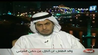 Photo of شاهد.. والد الطفل غريق مسبح مدرسة بجدة وهو يبكي على الهواء: لن أتنازل عن حقي