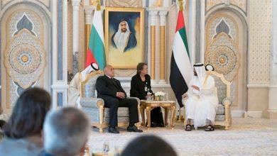 Photo of محمد بن زايد يبحث مع رئيس وزراء بلغاريا القضايا الإقليمية والدولية