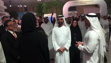Photo of بالفيديو: محمد بن راشد يفتتح منتدى الأمم المتحدة العالمي للبيانات في دبي