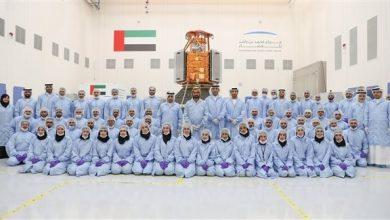 Photo of محمد بن راشد: يوم تاريخي جديد لدولة الإمارات… رأسنا اليوم في السماء