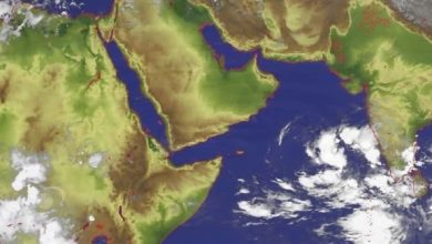 "Photo of ""الأرصاد الإماراتية"": الحالة المدارية في بحر العرب مستمرة"