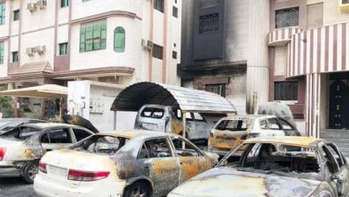 Photo of كادت أن تحدث كارثة.. أصحاب السيارات المحترقة بـ حي الوزيرية يكشفون تفاصيل الواقعة