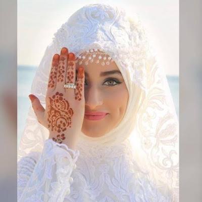 أحدث رسومات حنة سهلة للعروس في يوم الزفاف