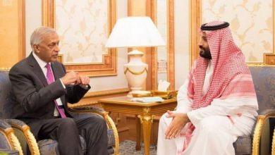 Photo of ولي العهد يلتقي رئيس وزراء باكستان السابق