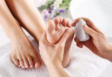 Photo of 3 وصفات تخلصك من خلايا الجلد الميت في القدمين