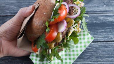 Photo of 5 وجبات نباتية صحية للحصول على وزن مثالي