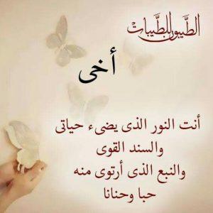 كلمات عن الاخ اشعار عن الاخ قصائد عن الاخ عبارات عن اخي مجلة رجيم