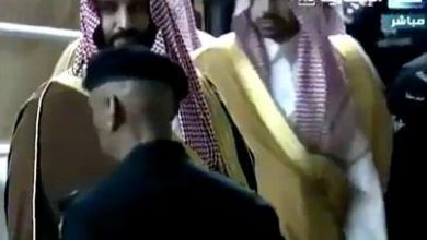 Photo of تفاصيل : شاب من حائل ينادي على ولي العهد يا محمد يا قلبي انت