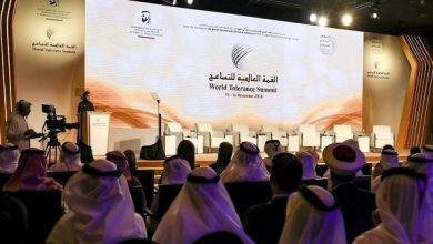 """Photo of مشاركون في """"القمة العالمية للتسامح"""": الإمارات مثال التسامح والتعايش السلمي العالمي"""
