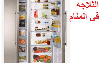 Photo of تفسير الثلاجه في المنام