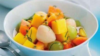Photo of الفاكهة تخلصك من الكرش
